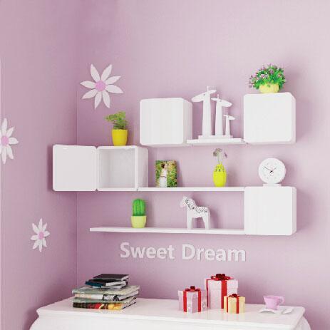 烤漆壁柜储物柜隔板设计