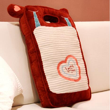 发声靠垫搓衣板个性抱枕妇女节礼品