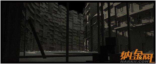 3d图文教程 maya打造 雨后 街道场景 高清图片
