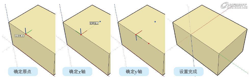 图5 重新设置坐标轴