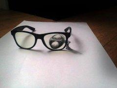 创意素描图片 创意设计素描欣赏