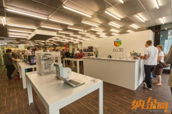 西南首个3D打印店iGo3D开业店正式打印房地产建筑设计人员职责图片