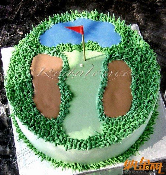 创意儿童生日蛋糕大全(二)
