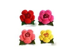 玫瑰花创意抱枕护士节礼物