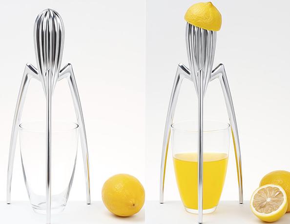 创意果汁榨取器 3