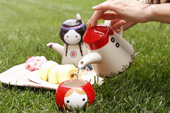 迷你童话小茶壶套装 4