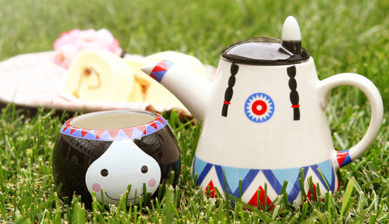 迷你童话小茶壶套装 5