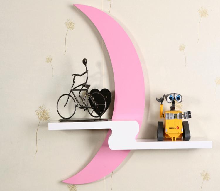 月亮云彩创意隔板 3