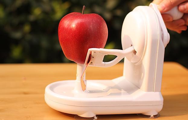 创意手动水果削皮机 3