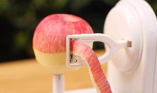 创意手动水果削皮机 1