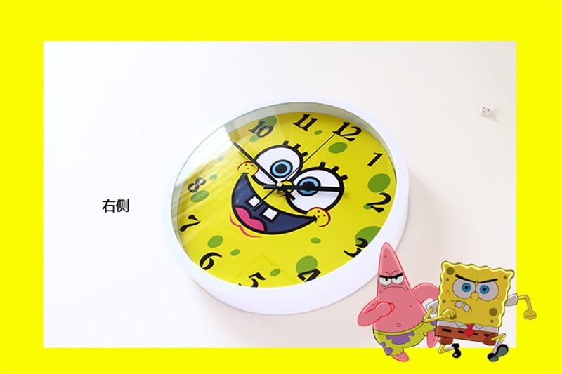 海绵宝宝挂钟2