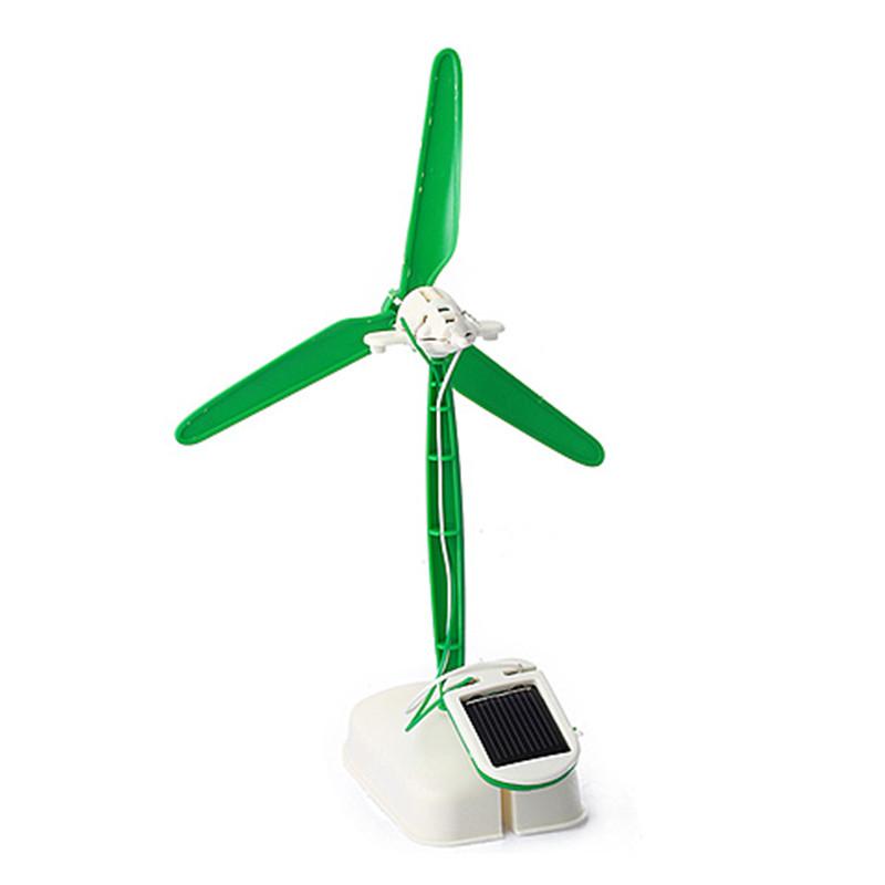 太阳能拼装创意玩具3