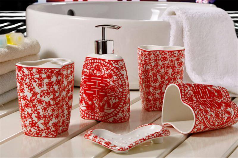 结婚礼物卫浴装饰用品2