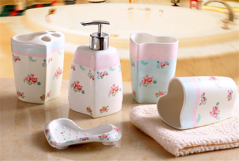 结婚礼物卫浴装饰用品3