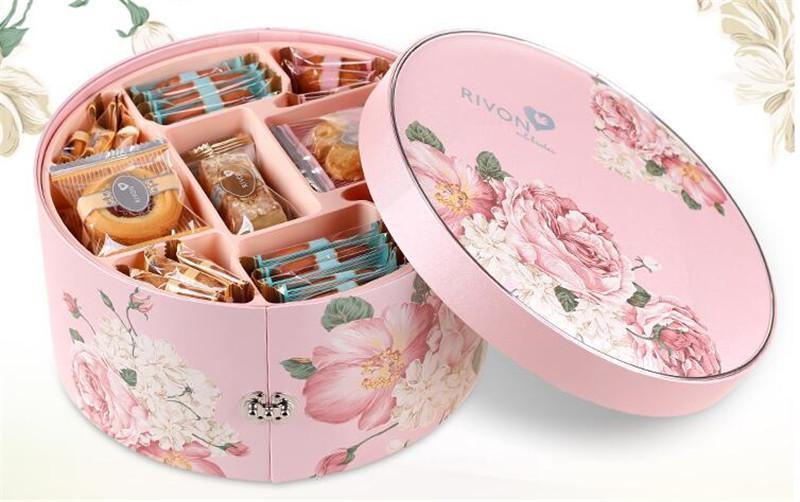 饼干的首饰盒春节礼品2