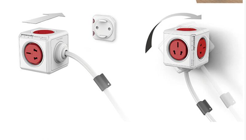 2014红点设计奖魔方插座创意产品设计4