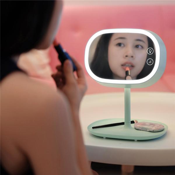 ---------①可充电式LED化妆台灯---------