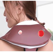 茗振肩颈椎自动按摩器仪披肩
