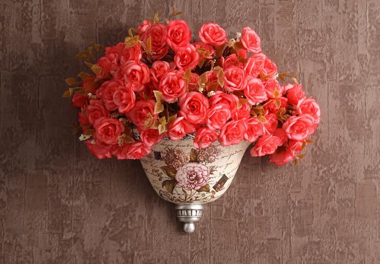 创意壁挂花篮花瓶 2