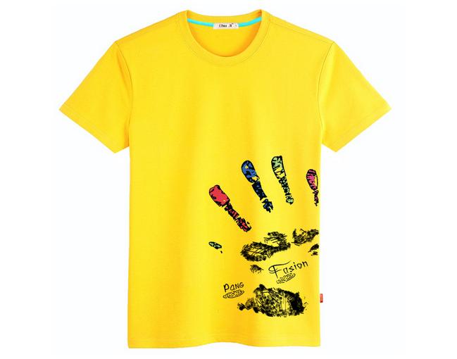 个性手掌创意t恤 2