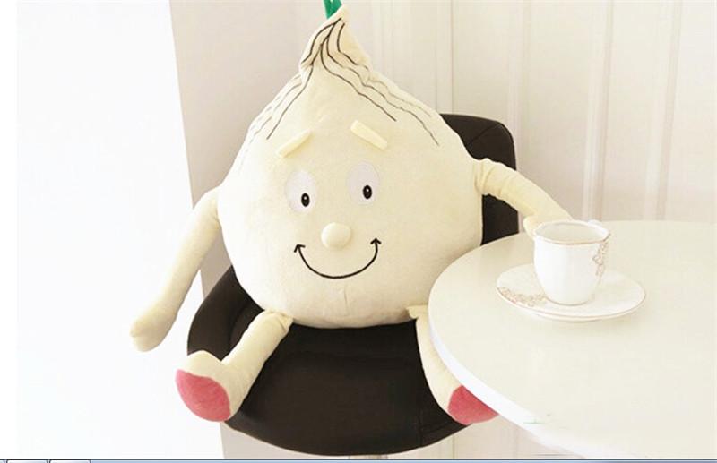 蔬菜抱枕毛绒玩具4