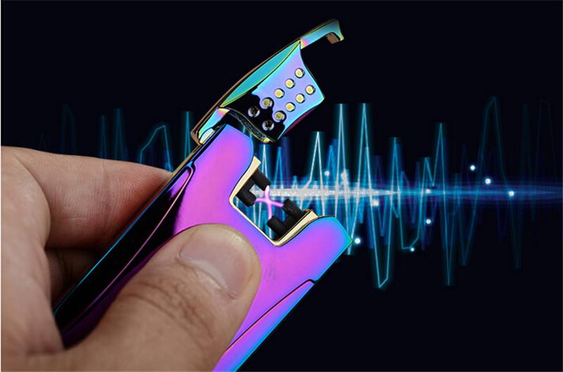 中邦USB电弧充电打火机可定制4