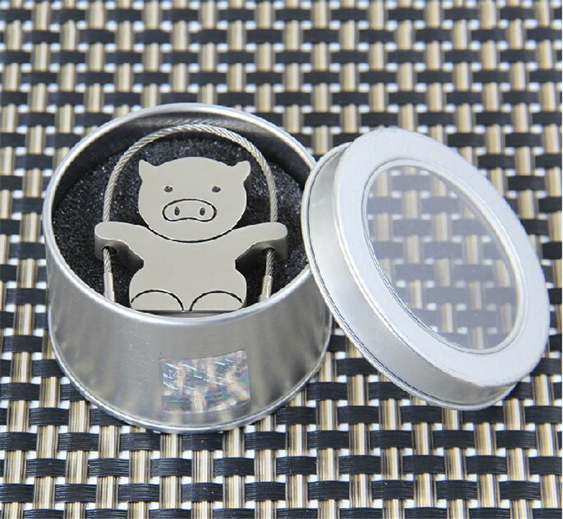 金属情侣猪16GBU盘4