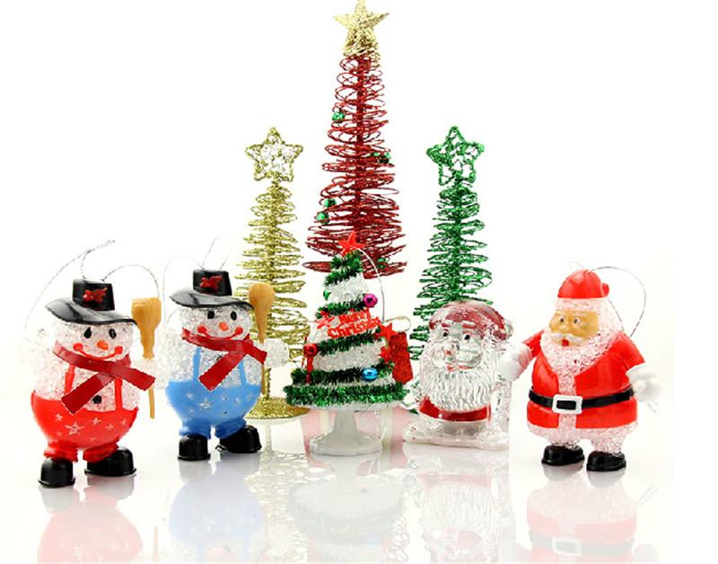 圣诞节礼品 圣诞老人灯4