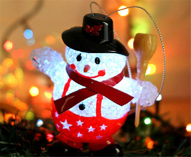 圣诞节礼品 圣诞老人灯2