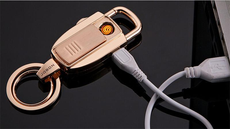 钨丝usb充电防风创意打火机2