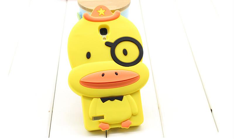 粉色开心猪手机外壳1