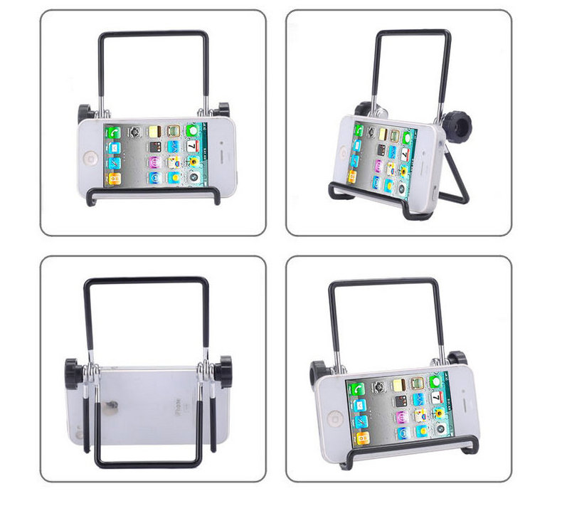 创意折叠旋转平板手机支架5
