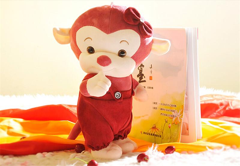 创意猴年吉祥物公仔新年年会活动礼品3