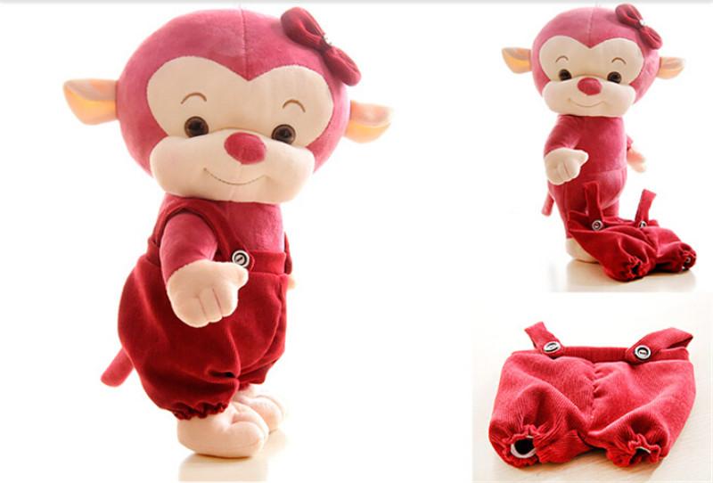 创意猴年吉祥物公仔新年年会活动礼品2