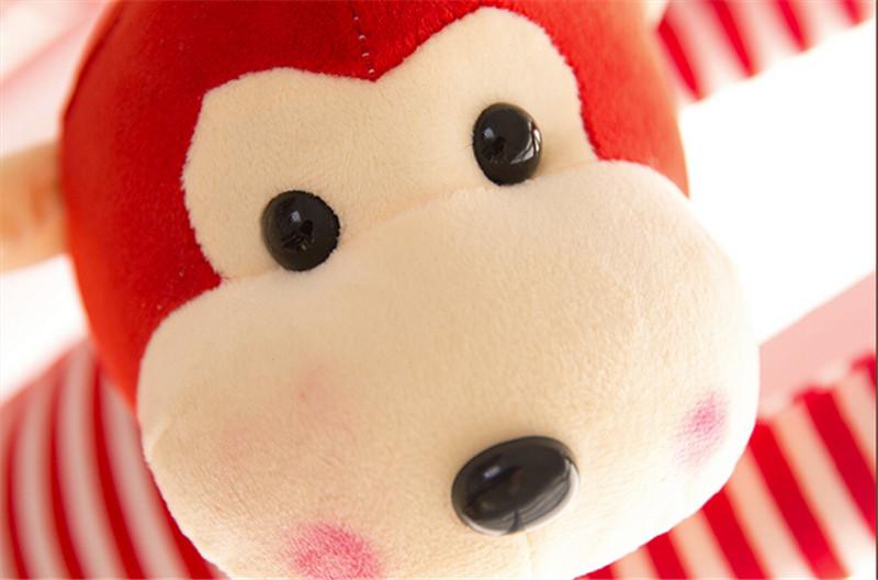 长臂趴趴猴子猴年吉祥物礼物4