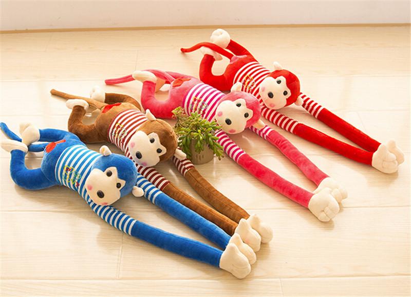 长臂趴趴猴子猴年吉祥物礼物3