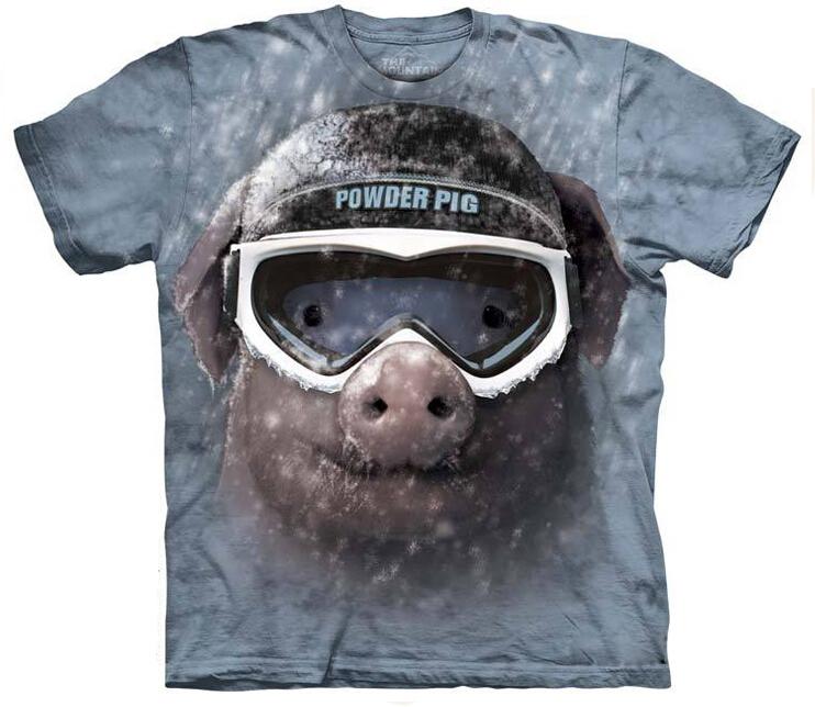 立体个性创意t恤 2