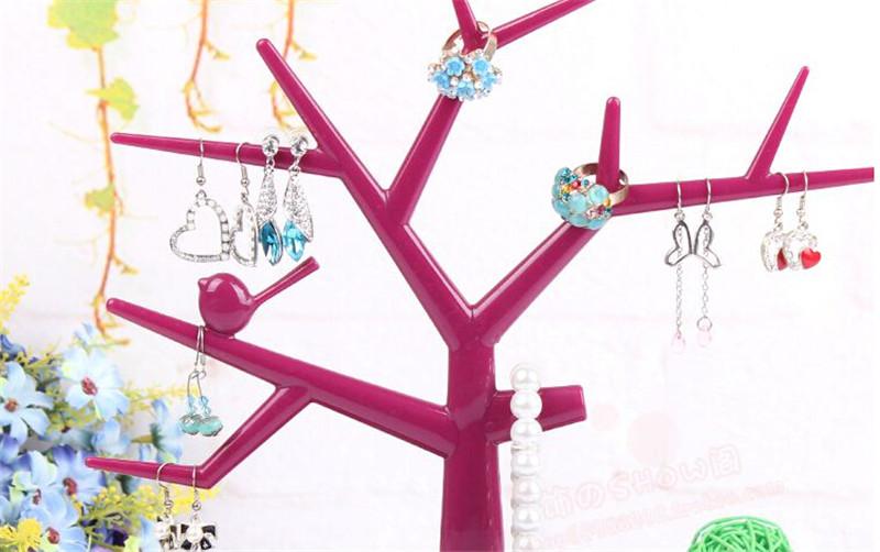 树枝型首饰架5
