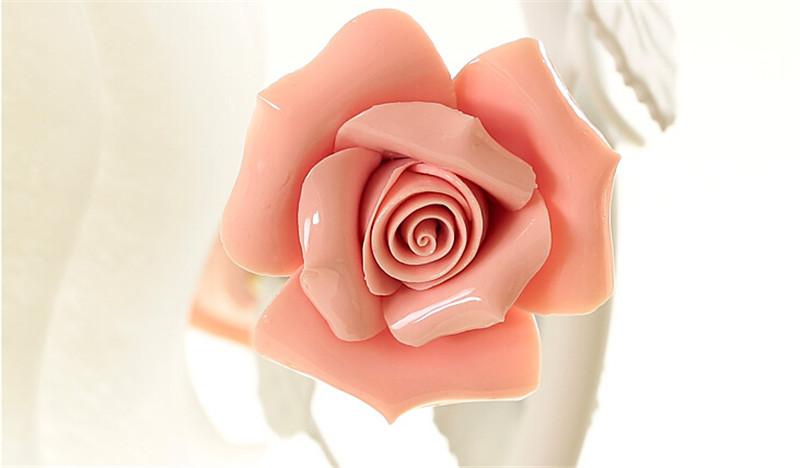 浪漫玫瑰花床头灯 3
