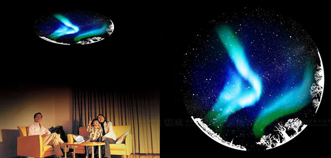 世嘉极光星空投影仪 1