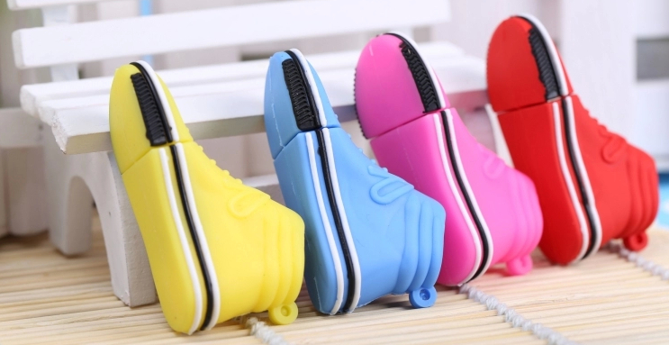 韩版鞋创意U盘 2