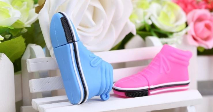 韩版鞋创意U盘 4