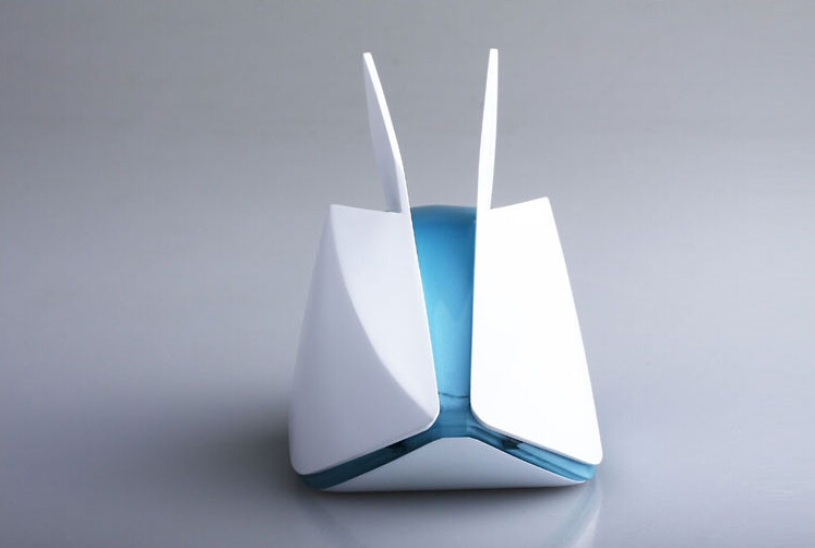 折纸兔共振音箱创意礼物 3