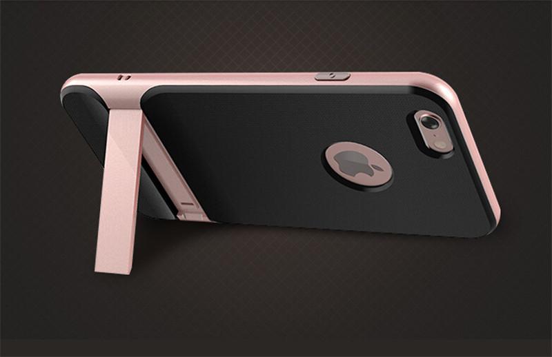iPhone6sp保护套创意支架软潮男女1