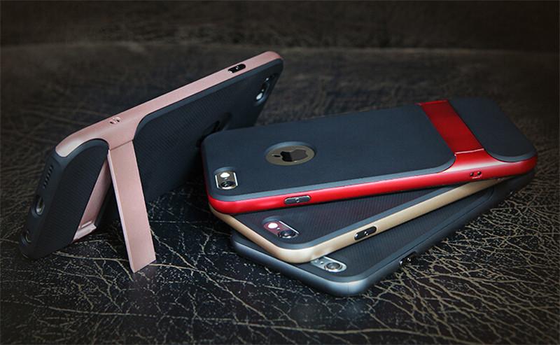 iPhone6sp保护套创意支架软潮男女2