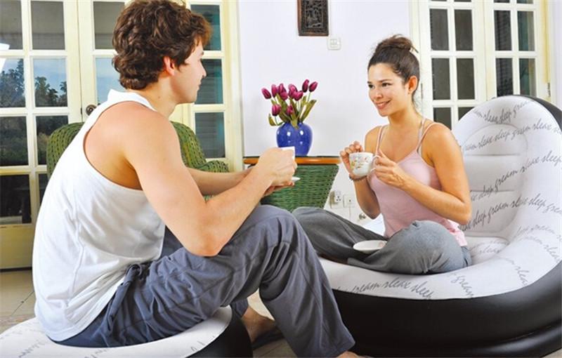 单人榻榻米床双人创意沙发