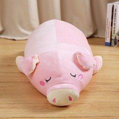毛绒玩具趴趴猪羽绒棉猪520礼物