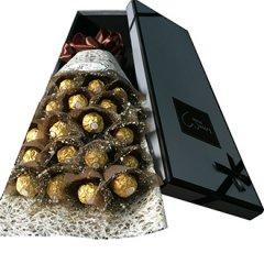 520礼物情人节正品费列罗巧克力花束礼盒