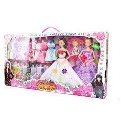 六一儿童节|公主婚纱服装设计大礼盒