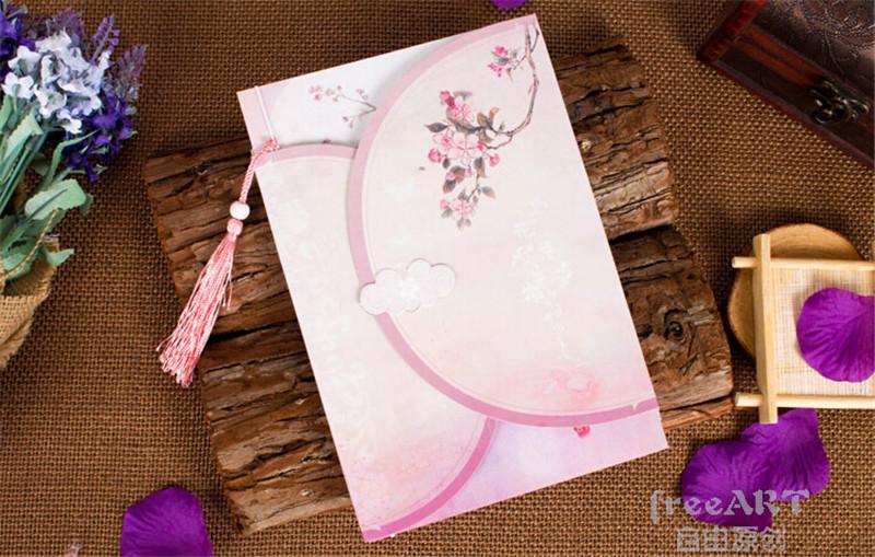 原创文具中国风笔记本2